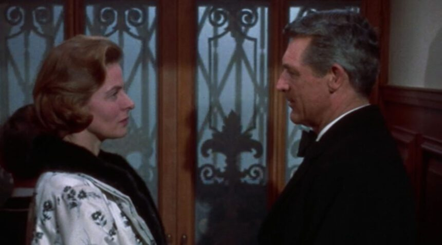 You don't have to watch INDISCREET in secret