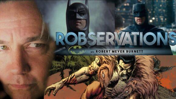 Newsflash: Affleck joins Keaton as Batmen!!! (#493)
