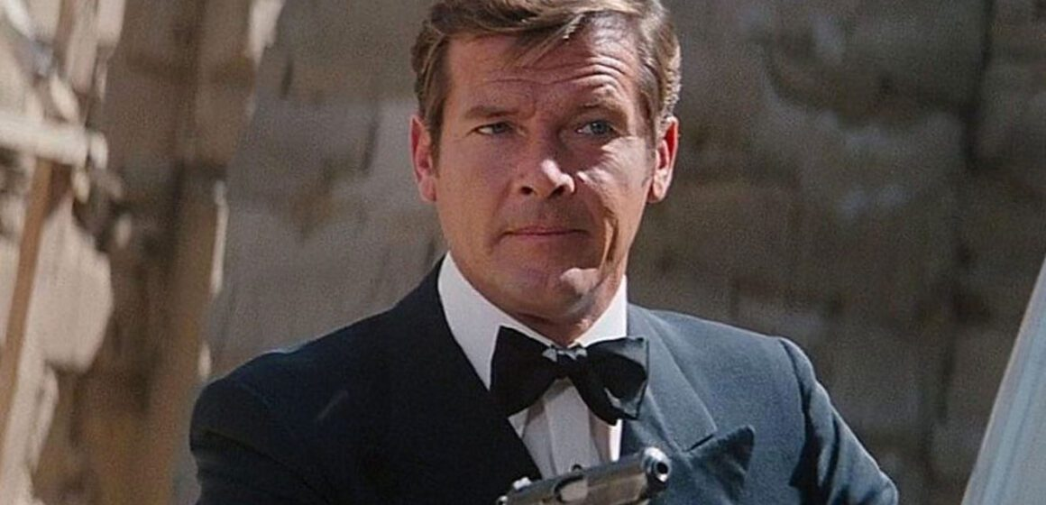 Is Roger Moore the greatest 007 ever, or what? WHAT?