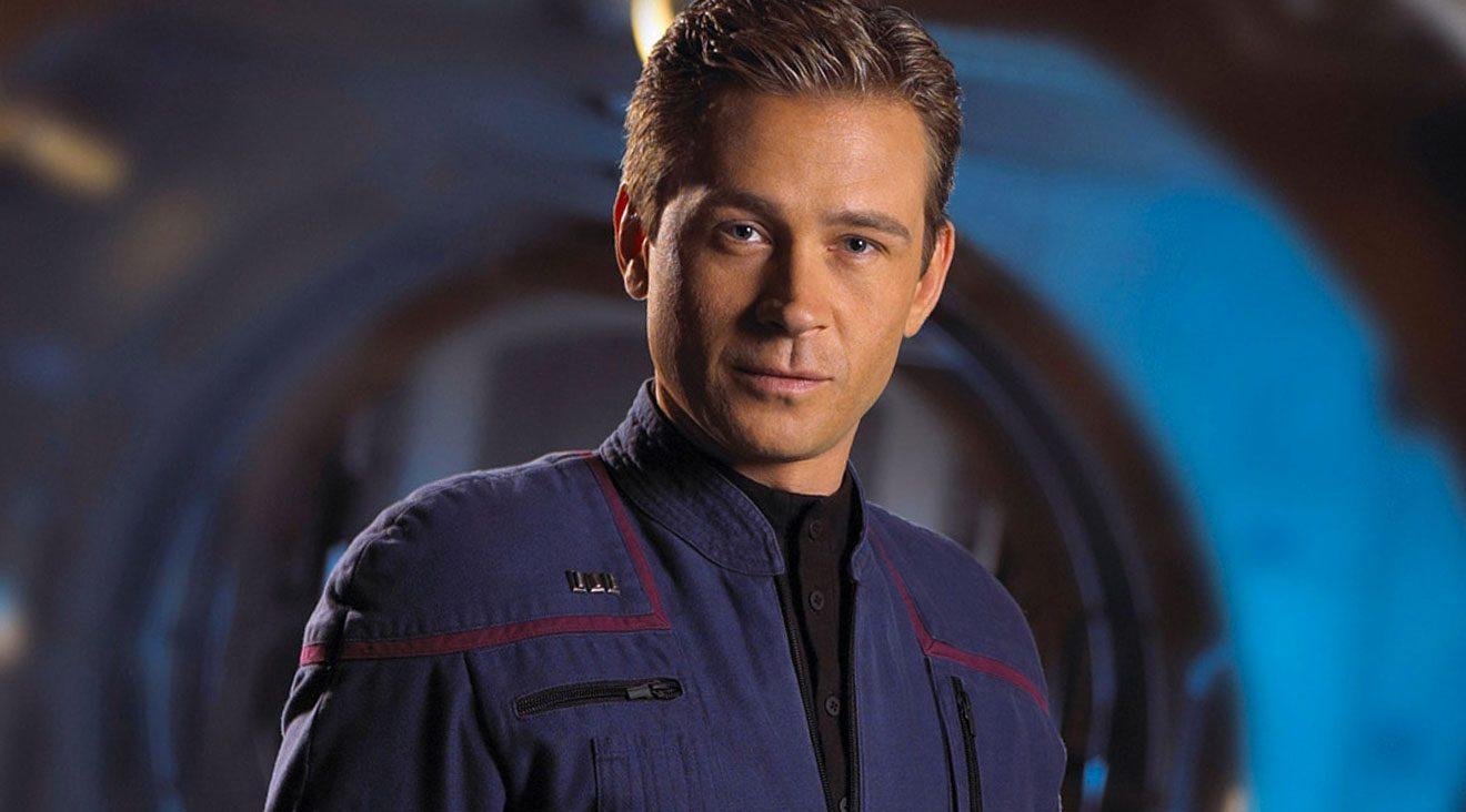 His Star Trek cloud has a silver lining …