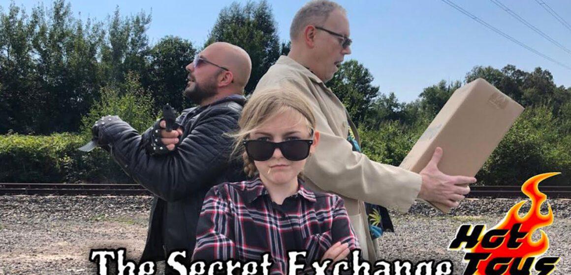 The Secret Exchange (short film)
