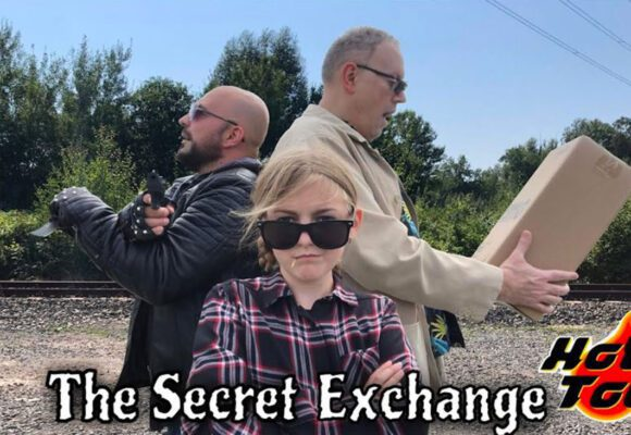 The Secret Exchange (short film)