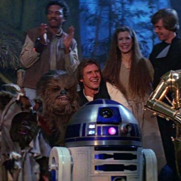 A love-hate relationship with Star Wars.