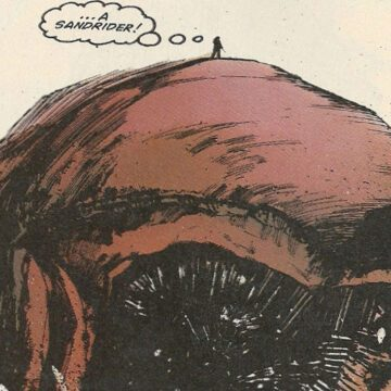 Ian Samuels introduces GOTG to the world of DUNE.