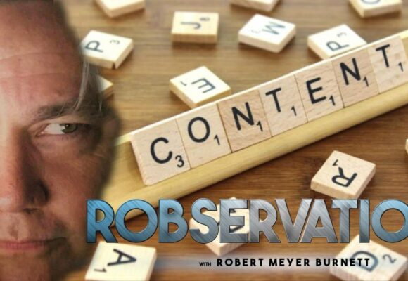 Content creation, great entertainment and your valuable time (#499)
