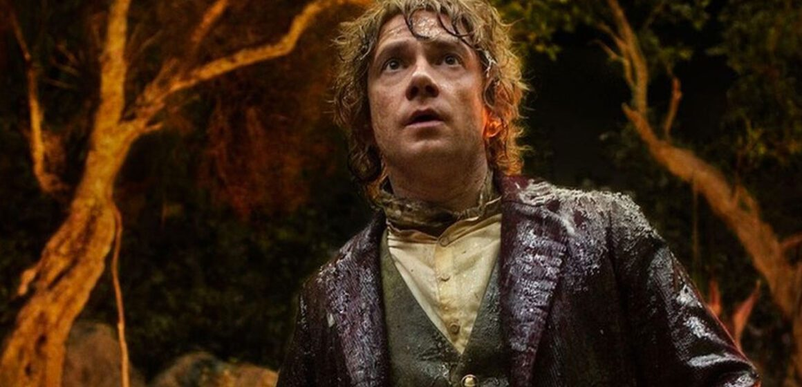 A little love for the Hobbit movies …