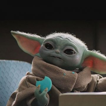 Why is Baby Yoda such a big baby?