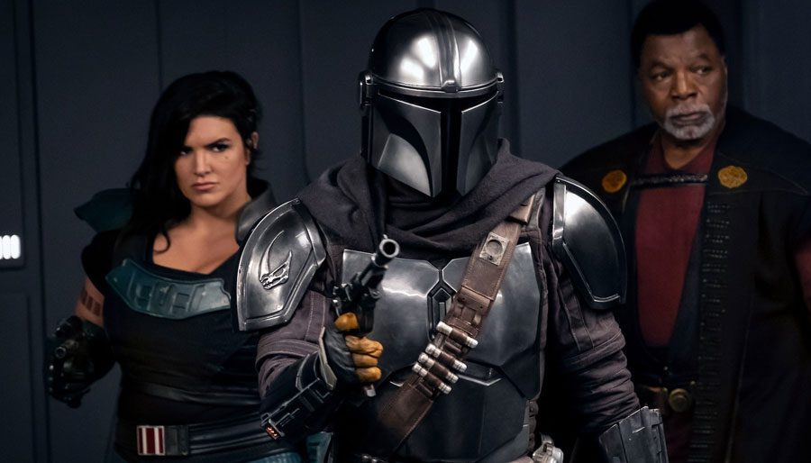 Why we should take politics out of The Mandalorian
