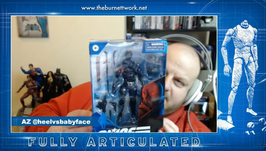"""The episode where AZ shows off his G.I. Joe and Rob says his """"loins are stirring"""" … for toys. (#006)"""