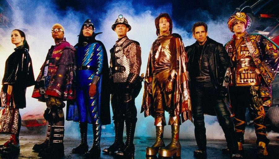 What's not to love about MYSTERY MEN?