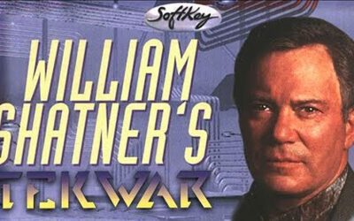 Is IT'S A WONDERFUL LIFE a wonderful movie? How did William Shatner end up in TEKWARS? And much more!