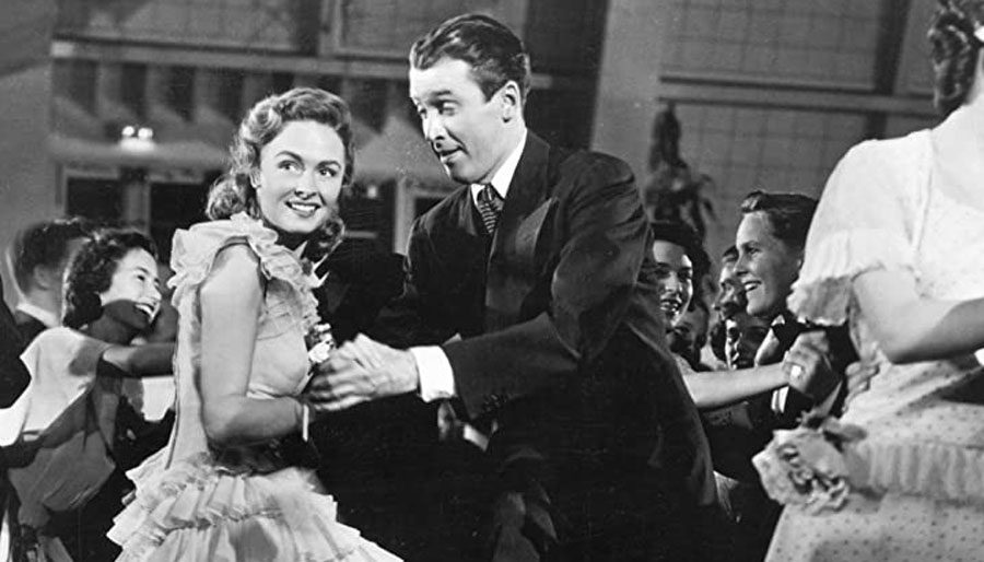 Living a wonderful life with George Bailey (W.A.M. #105)