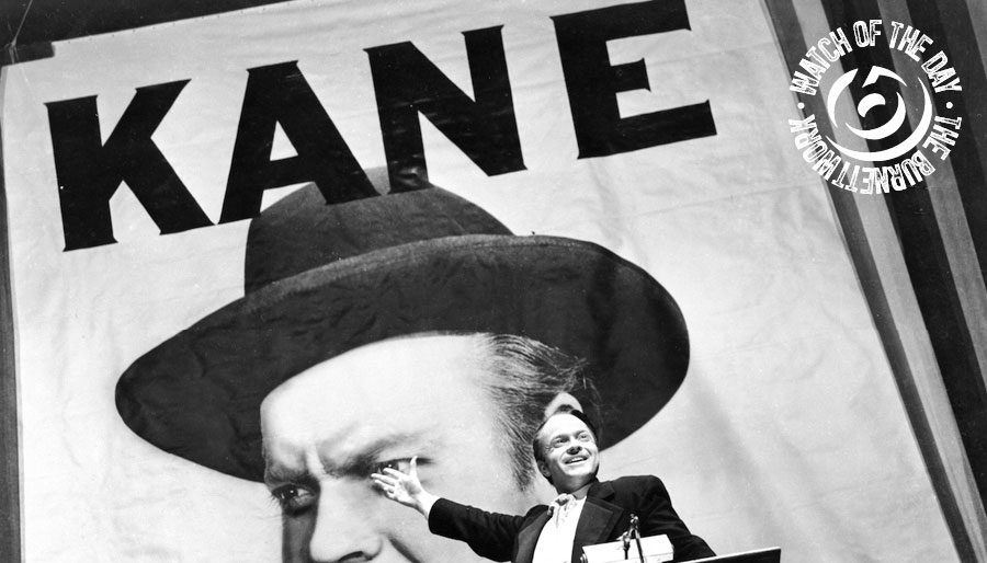 Considered one of the greatest films of all time, are people forgetting Citizen Kane?