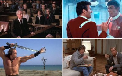 Will we ever see another movie year like 1982 again? … and other letters.
