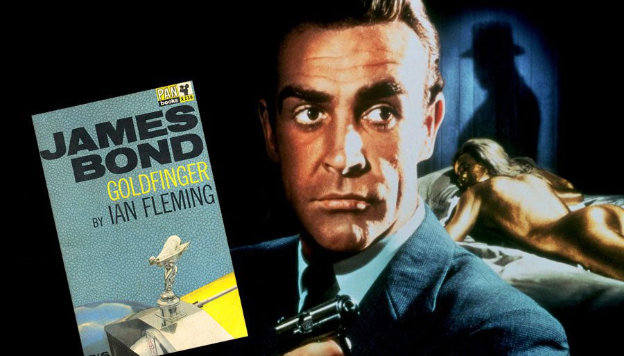 The Chairman takes a closer look at the differences between Bond movies and books.