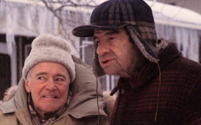 Who doesn't find a couple of grumpy, old men hilarious?