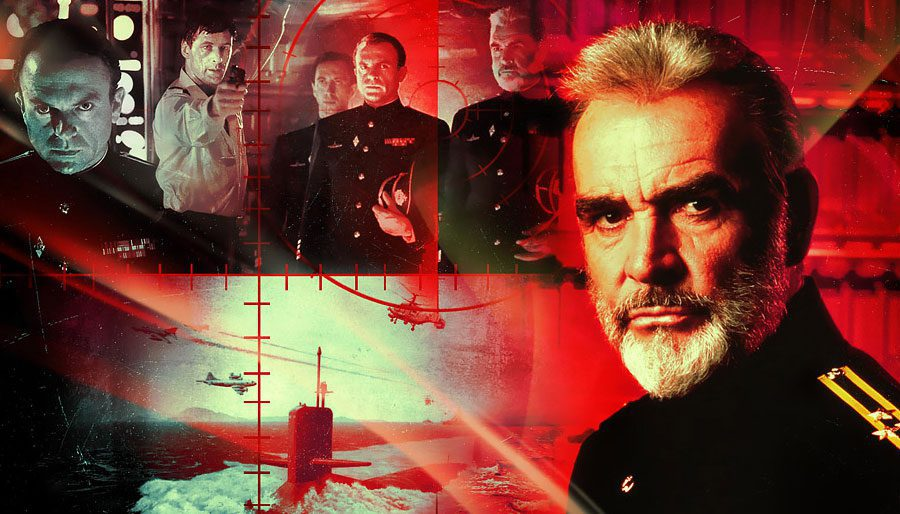 The Hunt for Red October (1990)