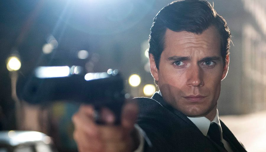 THE MAN FROM U.N.C.L.E. looks great. But looks aren't everything – even if you're Henry Cavill.