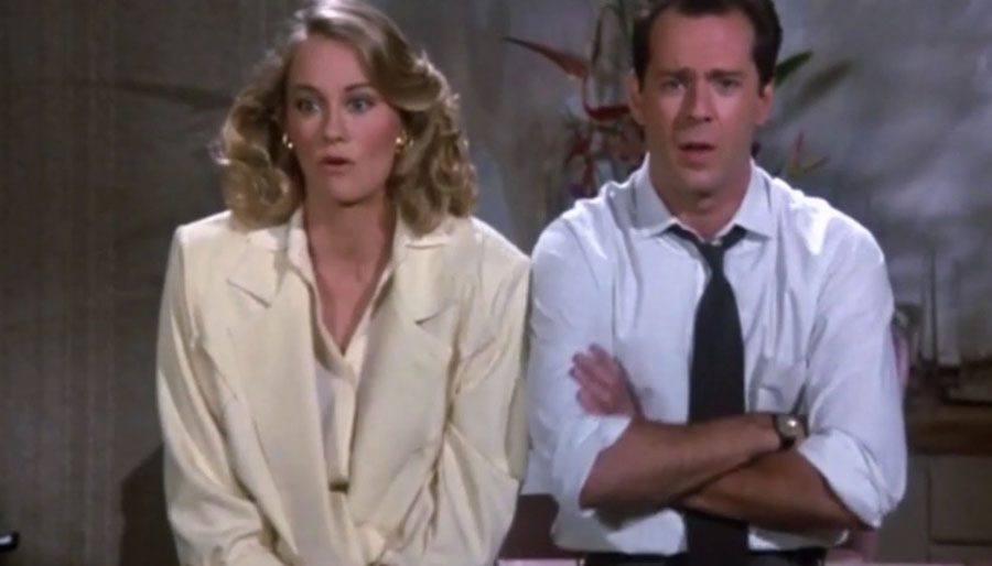 Moonlighting (1985-89)