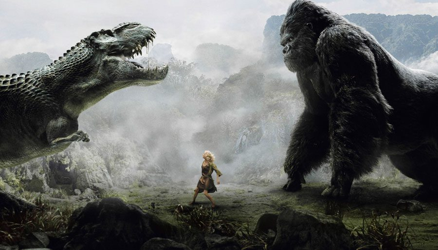 Long live the king … KONG, of course!