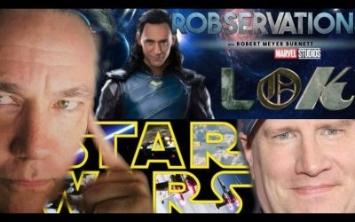 Kevin Feige declares a Star Wars writer hired for his film! (#592)