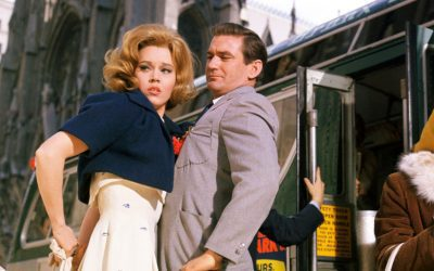 This early 60s film was a romantic comedy before rom-coms were cool.