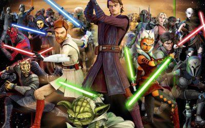 Star Wars: The Clone Wars (2008-2020)