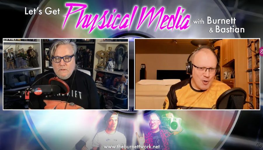What's the future of physical media?