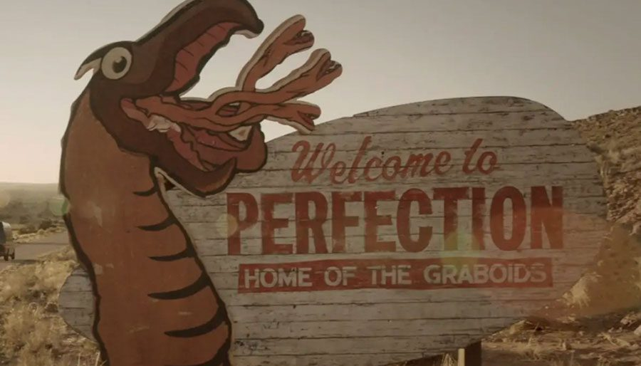 Not everything is perfect in Perfection, Nevada. Did you just feel something?