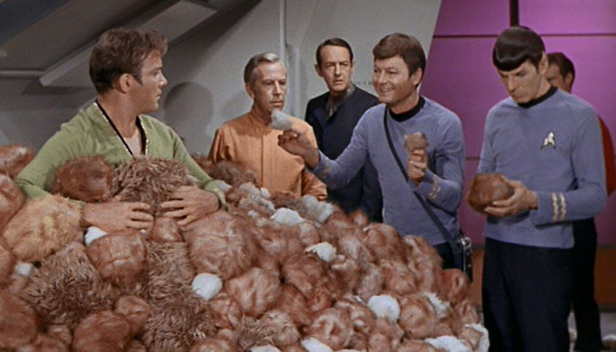 Star Trek (TOS): The Trouble With Tribbles