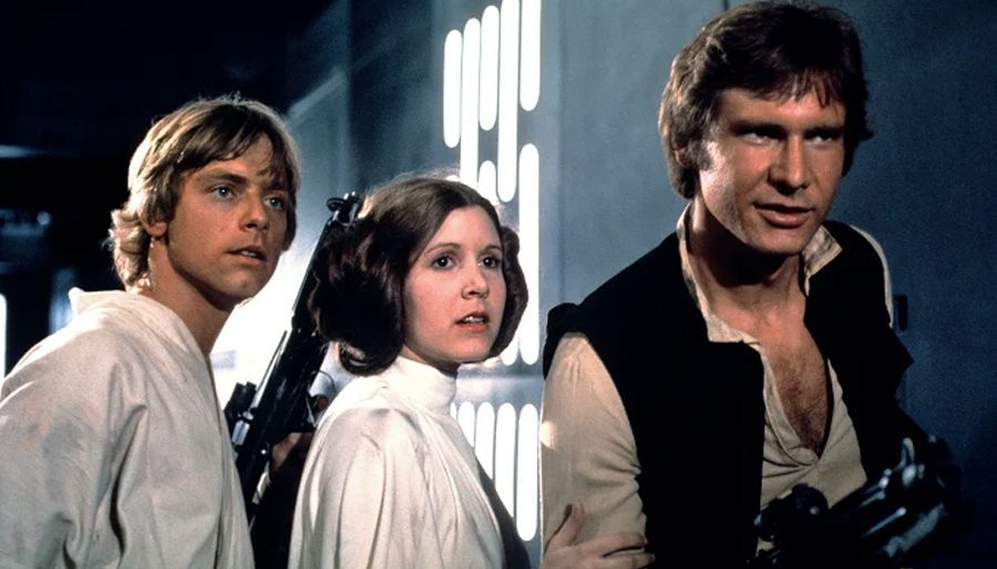 The real Skywalker Saga begins here.