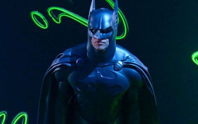 Is BATMAN FOREVER the best Batman film from the Burton/Schumacher era?