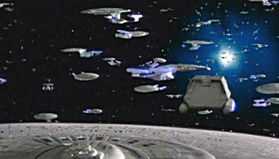 "Star Trek's ""Multiverse of Madness"""
