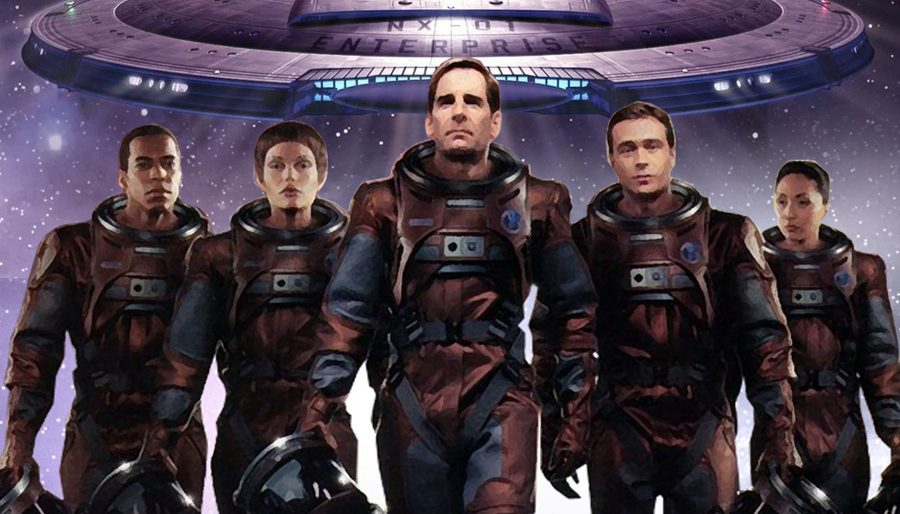 Boldly discovering Star Trek: Enterprise