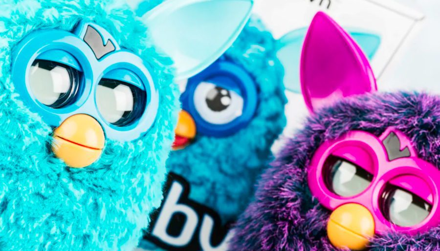 The good news: you're just landed a movie producer's job. The bad news: your first film has to be about Furbies.