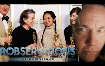 What does this year's Oscars say about the film industry? (#676)