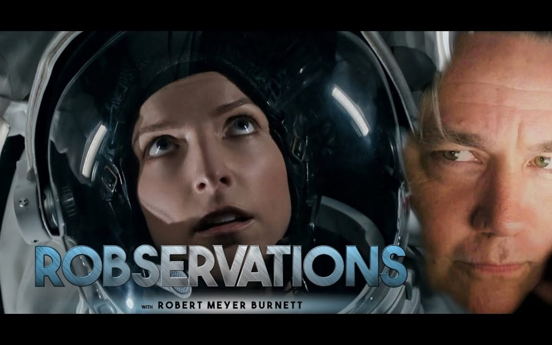 Netflix's STOWAWAY and the needless cruelty of a classic sci-fi story. (#677)
