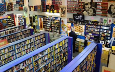 How Imagination Connoisseurs have coped with the demise of the video store and physical media … and other letters.