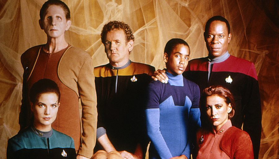 Star Trek: DS9's darkness helps it stand out.