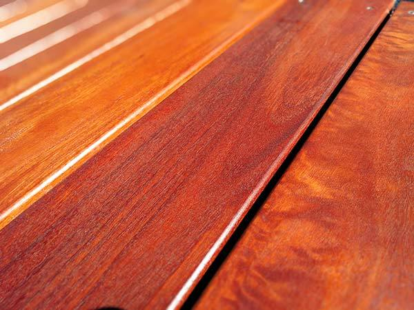Recycled Jarrah Decking Timber