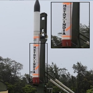 DRDO - Hypersonic Missile