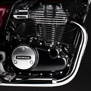 Honda H'ness Engine