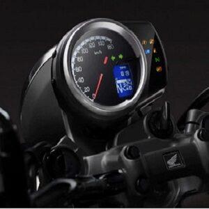 Honda H'ness Speedometer