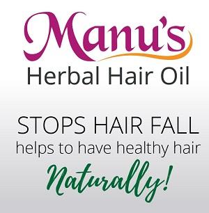 Manu's Herbal Hair Oil