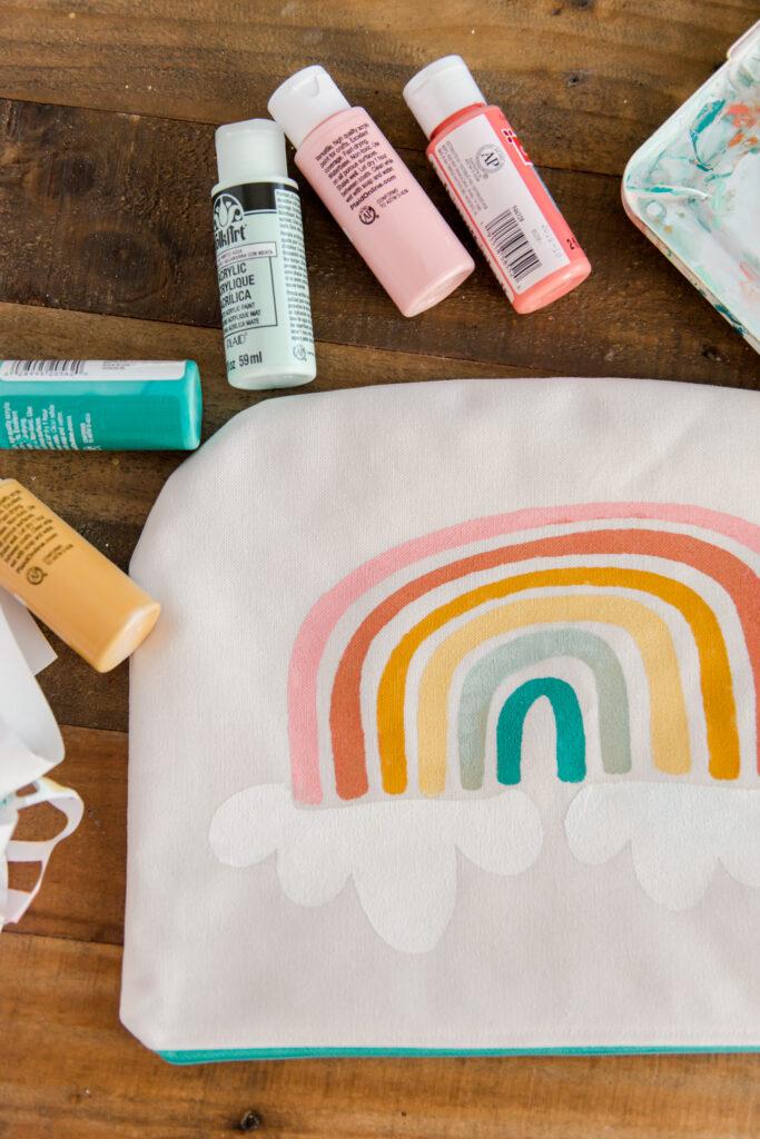 Oh Yay Studio Rainbow Stencil