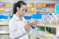 Chinese pharmacist