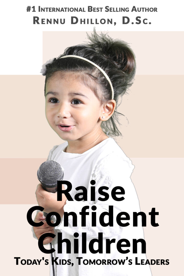 Raise Confident Children eBook Cover