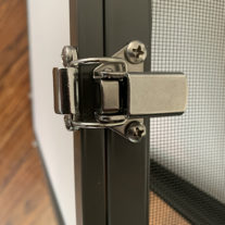 chameleon nursery cage latches