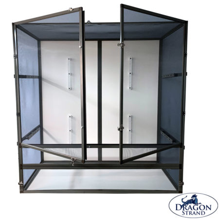 Large Screen Atrium open doors