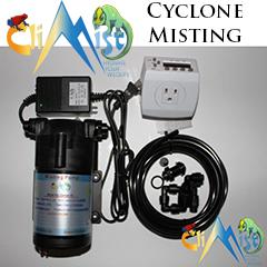 Cli-Mist Cyclone Misting
